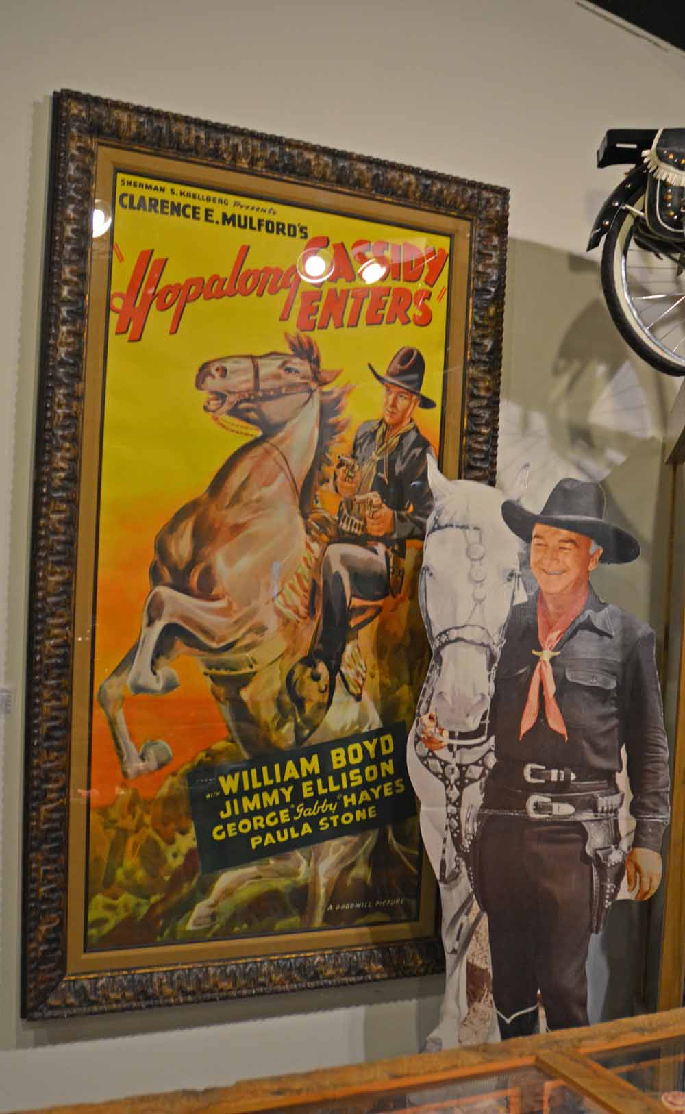 Who could forget Hopalong Cassidy.  Not sure he was ever my favorite.