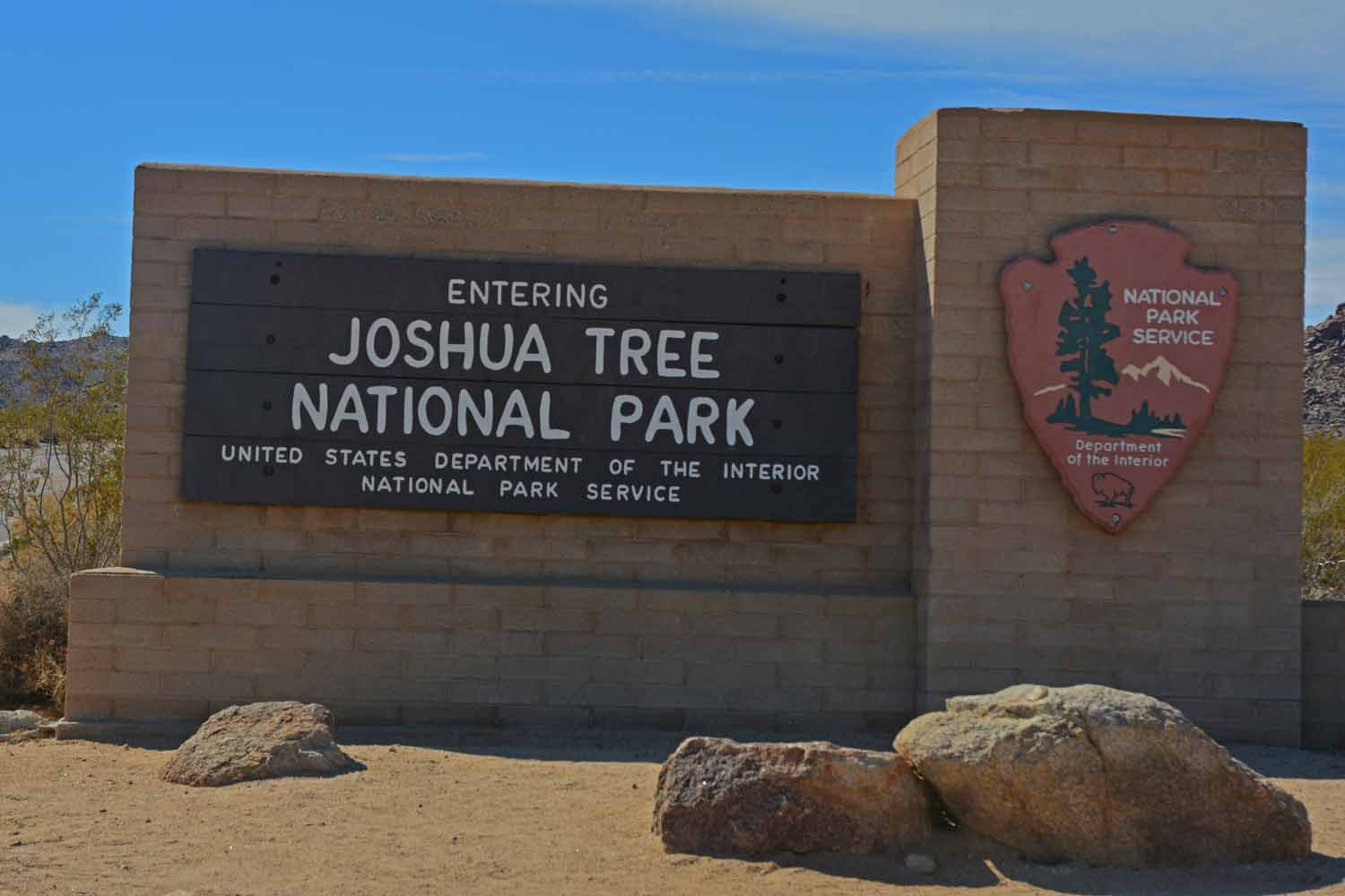 Jan and I toured Joshua Tree many years ago on trip from Disney World.  This was our first encounter with the High Desert.  It called us back on this trip where we had more time to take in the sights and explore the trails.