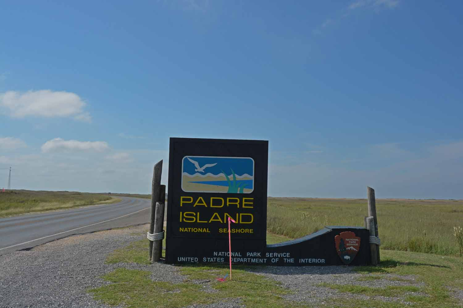Continuing the Texas adventure, we make our way to Corpus Christi and the Padre Island National Seashore