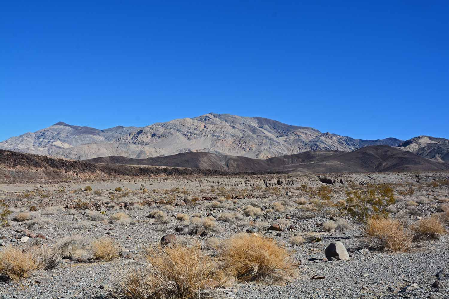 This is generic Death Valley.  Looks dry and desert like.