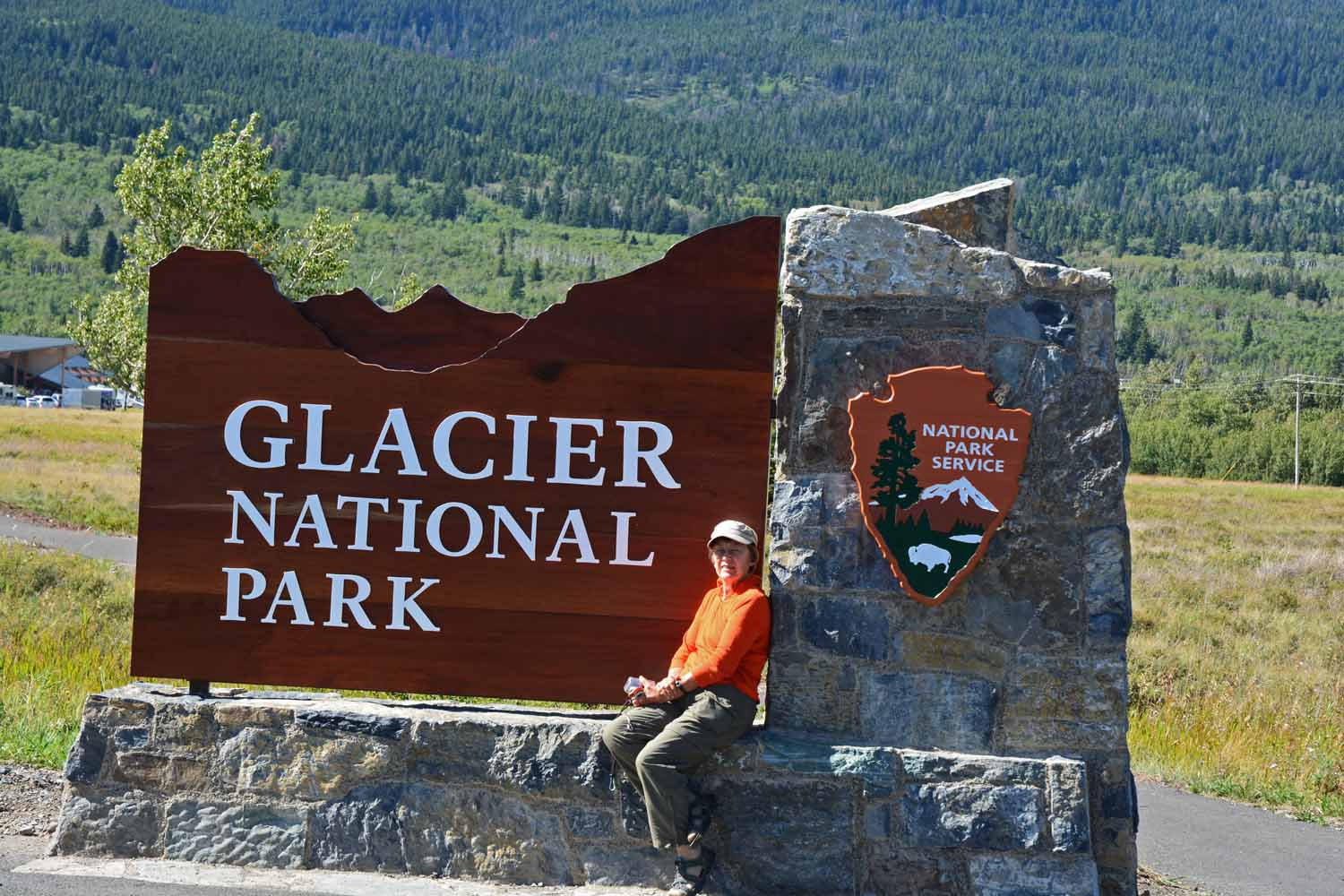 Glacier a favorite National Park...it is already calling us back