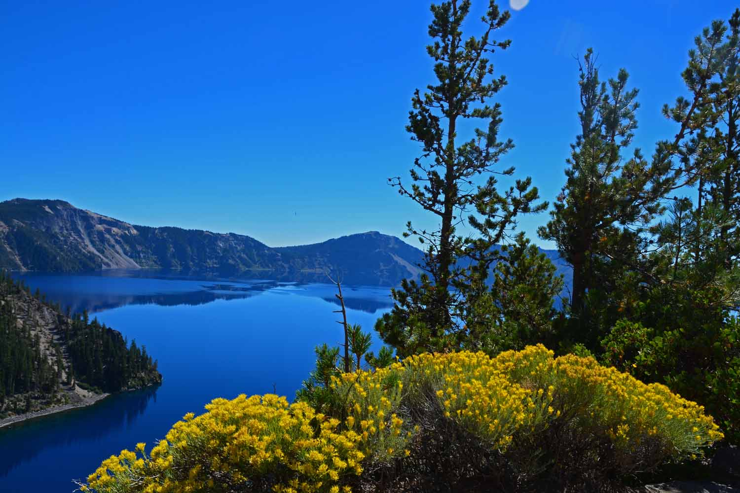 Crater Lake experience exceeded our expectations