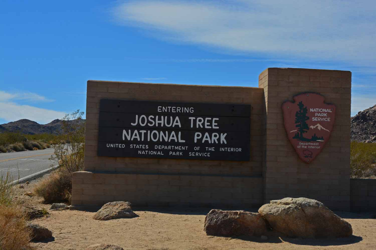 Joshua Tree continues our exploration of National Parks...this was a return visit for us