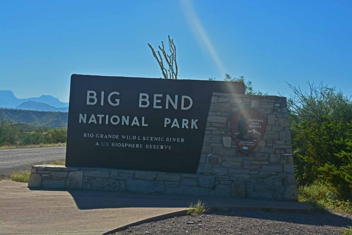 Moving south...Big Bend is an adventure in the desert, the mountains and the Rio Grande River for the hiker and photographer