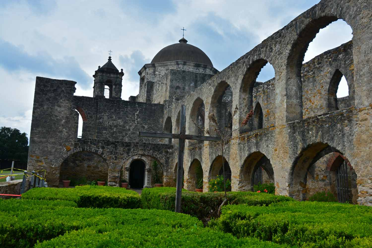 San Antonio Missions very interesting...management shared with the church and federal government...odd bedfellows for sure...Only President Carter could have carried this off!
