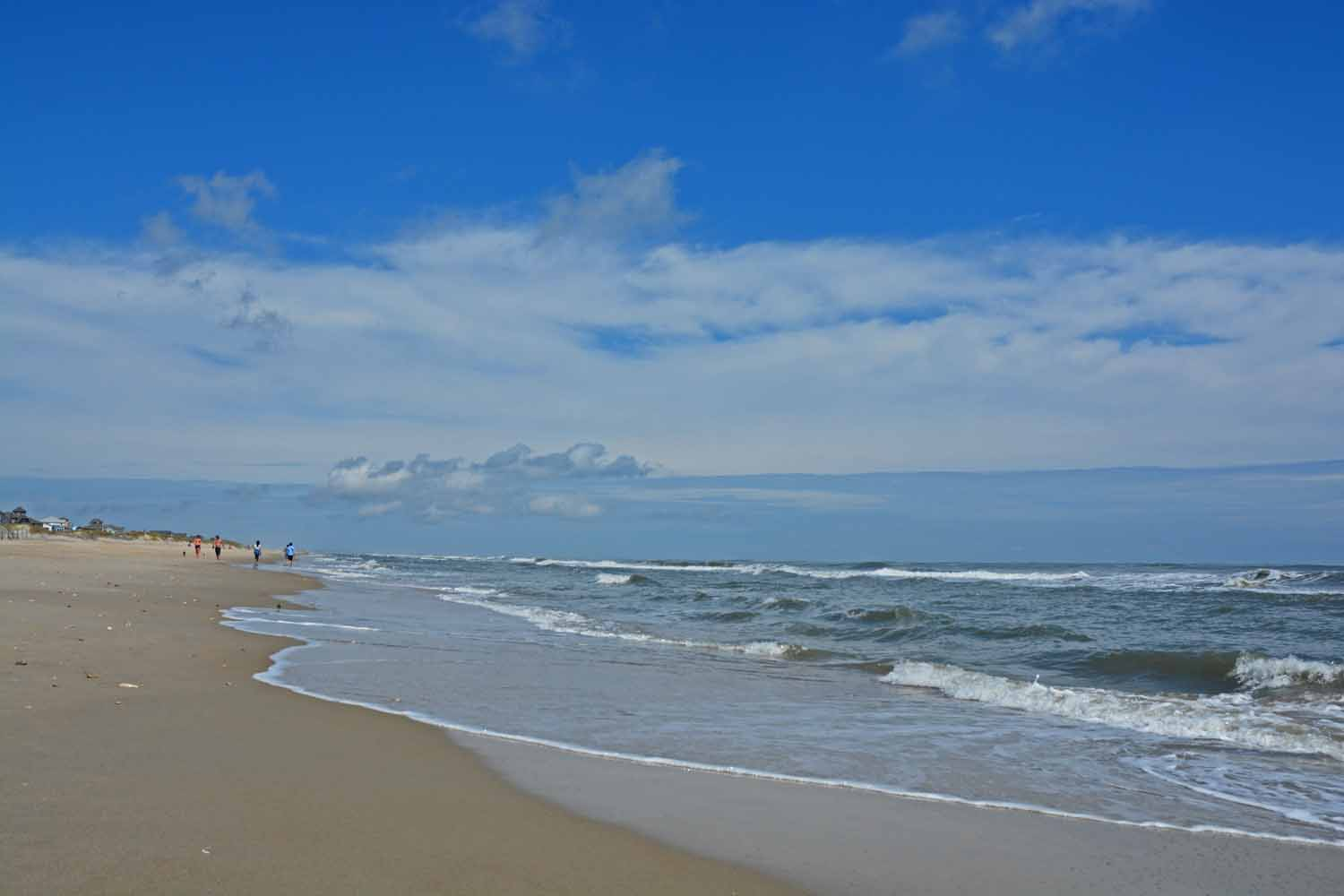 70 plus miles of undeveloped beaches on North Padre